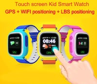 two blue and pink smartwatches Brossard, J4Y 3H2