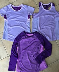 Youth Girls Champion size 10-12 athletic wear