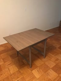 Rectangular brown wooden kitchen table Washington, 20008