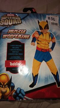 Wolverine & Robin Costumes Columbus, 43232