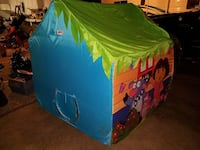 Dora The Explorer Collaspdable Play Tent