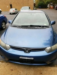Honda civic 2007 clean title