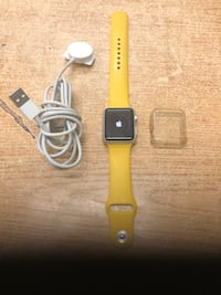 Apple Watch Series 1 Smartwatch 38mm / Canary Yellow Band ...... Baltimore, 21216