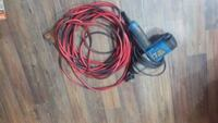 red and black coated cable Surrey