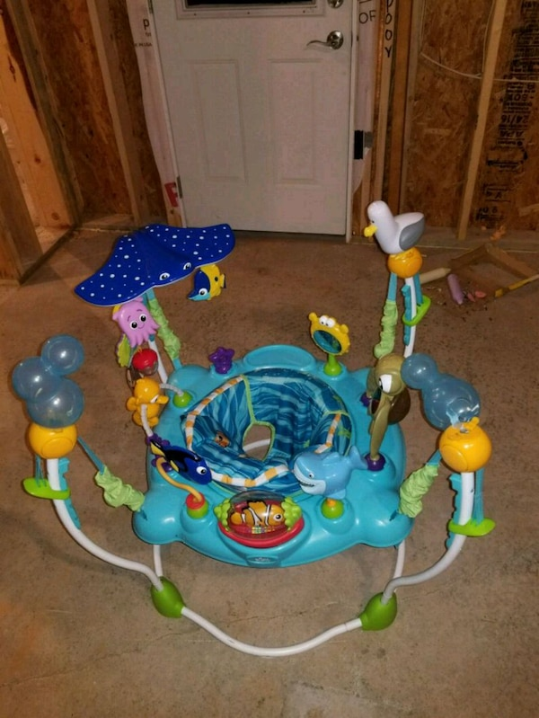 fe27afecf Used Disney Baby Finding Nemo  Sea of Activities Jumper for sale in ...