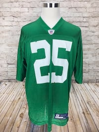 Lesean McCoy Eagles Men's Large Kelly Green Jersey Springfield, 22153
