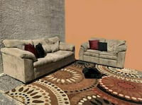 Sofa And Loveseat | Delivery available | Las Vegas, 89104