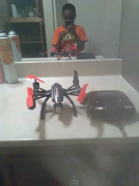 black and red RC helicopter Carthage, 39051