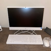 """HP 22"""" all in one PC Saint George, 84770"""
