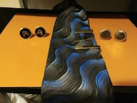 Cufflinks and tie holders Indianapolis, 46231