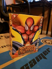 Marvel Recharge Inaugural Edition Deck A (Spider-M Stafford, 22554