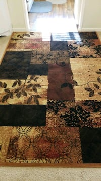 Sold Costco Area Rug(Bacova Leaf) in