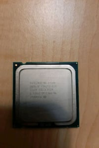 LGA775 Socket CPU Core 2 Duo E7500 2.93 GHz Brampton, L6R 2K7