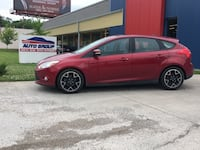 2014 Ford Focus 5dr HB SE GUARANTEED CREDIT APPROVAL Des Moines