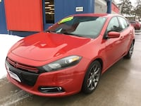 *MANUAL TRANS* *GAS SAVER* 2013 Dodge Dart Rallye -- Ask About Our Guaranteed Approval Process Des Moines