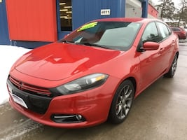 *MANUAL TRANS* *GAS SAVER* 2013 Dodge Dart Rallye -- Ask About Our Guaranteed Approval Process