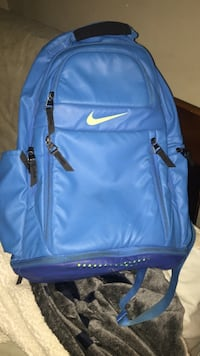 blue Nike backpack Langley, V3A 1M4
