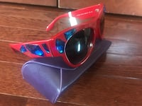 PRADA never worn still with tag red sunglasses Lincoln, 02865