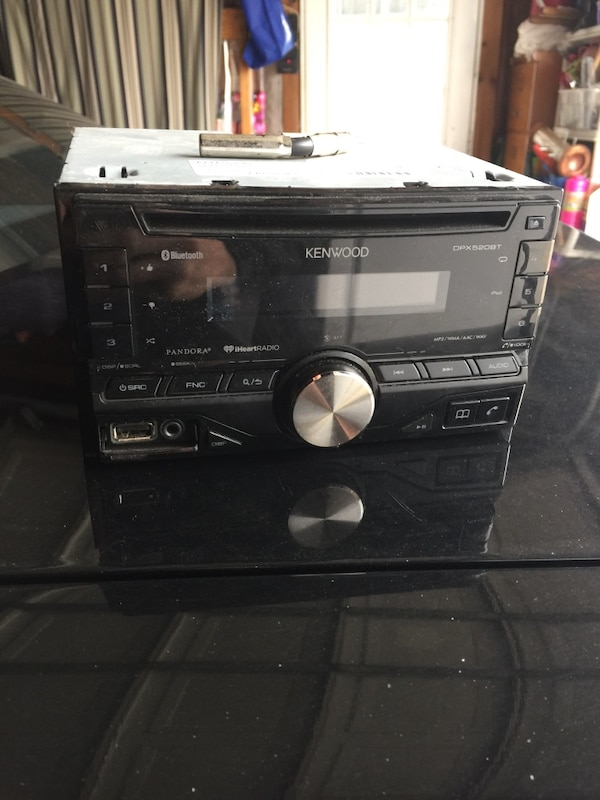 Used Kenwood DPX520BT for sale in Sidney - letgo