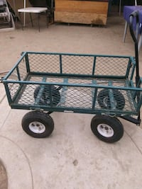 LITTLE LANDSCAPING WAGON  Visalia