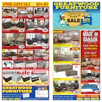 FURNITURE AND MATTRESS SALE LOWEST PRICES GURANEED BRAMPTON