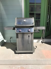 used weber spirit s 210 natural gas grill in south jordan. Black Bedroom Furniture Sets. Home Design Ideas