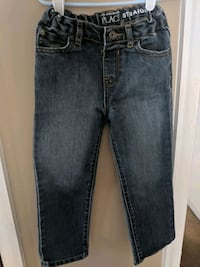 1 Pair of Jeans & 1 Pair of Nautica Kahkis size 4T Highland Springs, 23075