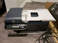 black and white HP desktop printer Oshawa, L1G 6T2