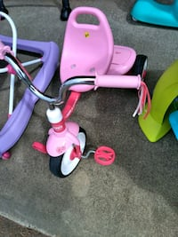 Kids tricycle  Climax, 27233