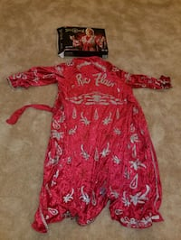 Ric Flair Robe..Never Worn Alexandria
