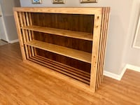 Handcrafted 6' x 4' Bookshelf  New Orleans