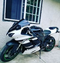 2008 zx6r Low Mileage 11k great condition