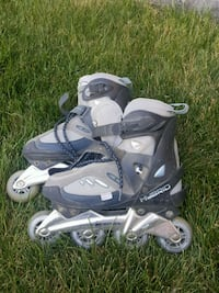 Inline skates - great condition! Womens size 8