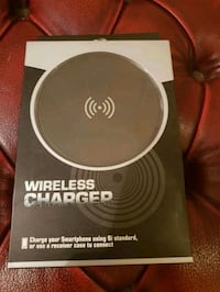 Wireless charger Rygge, 1560