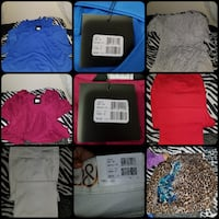 assorted color leather crossbody bags