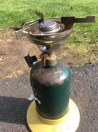 Single burner camp stove. Lower Sackville, B4C 3A6