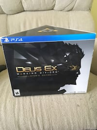 Deus Ex Mankind Divided Collector's Edition  Langley, V2Y 1B5