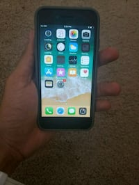 space gray iPhone 6 with case Fresno, 93710