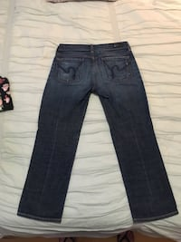 Citizens of humanity cropped jeans New York, 11211