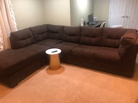 Sectional for sale!