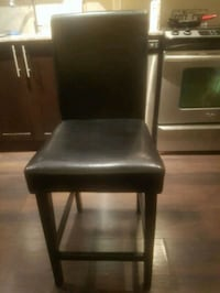 2 faux leather high chair - no damages. Great condition!  Toronto, M5V 0C2