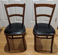 Antique Vintage Bentwood Thonet Style Chair. 2 cha Toronto
