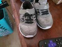 pair of gray-and-black Nike sneakers Silver Spring, 20904