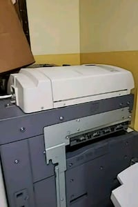 white and gray photocopier machine Woodbridge, 22192