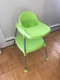 High Chair And separate chair  Toronto, M8Y 1R8