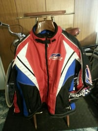 Authentic choko Design racing jacket Sherwood Park, T8A 2L4