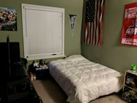 Ikea Bed size full Bothell, 98021