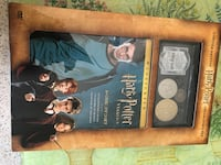 Limited Edition Harry Potter DVD Collector's Set Years 1-3 and Wizard Coin Set Courtice, L1E 0H5