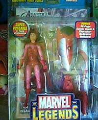 Marvel Legends Scarlet Witch *MINT Fairfield