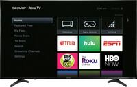 """BRAND NEW SEALED- 55""""- SMART- 4K UHD TV with HDR- ROKU TV- 2160P Centreville, 20120"""